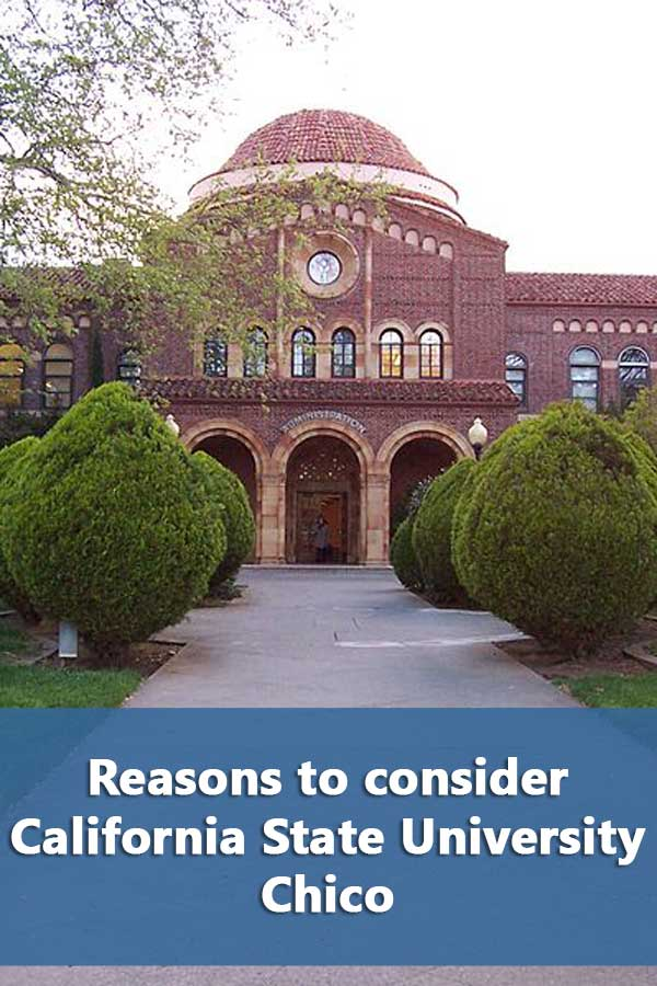 50-50 Profile: California State University-Chico