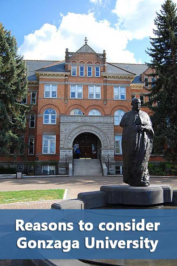 50-50 Profile: Gonzaga University
