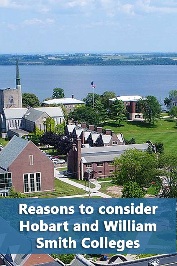 50-50 Profile: Hobart and William Smith Colleges