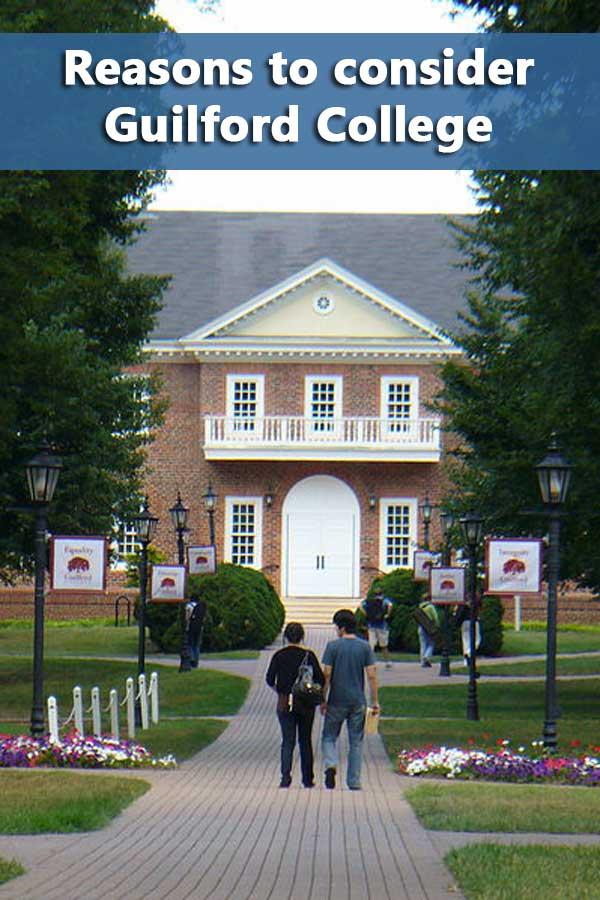 50-50 Profile: Guilford College