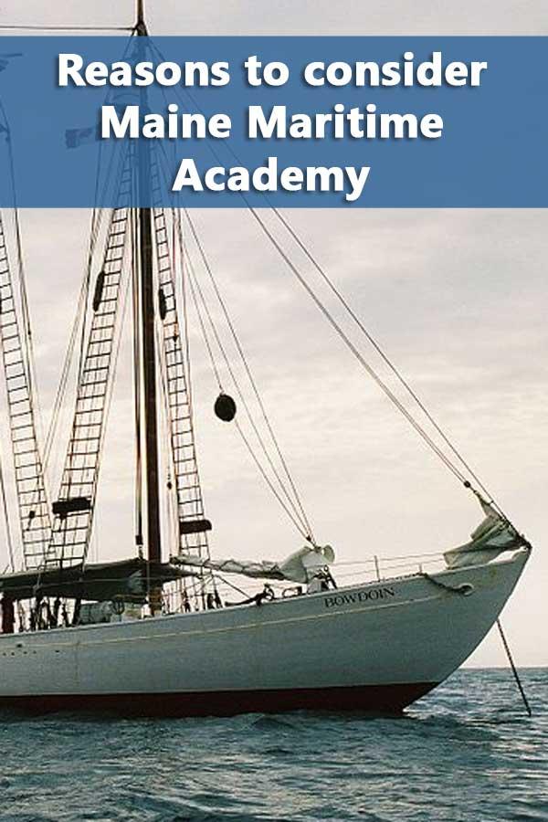 50-50 Profile: Maine Maritime Academy