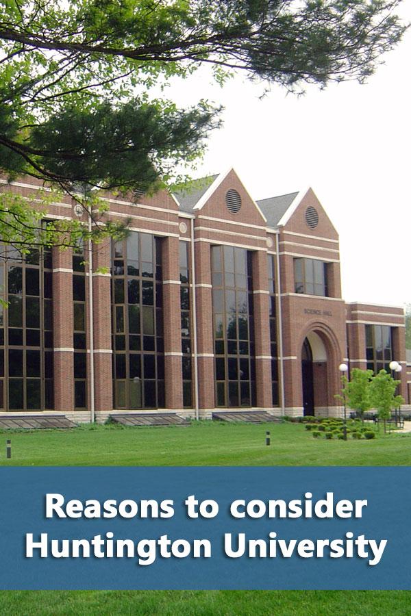 50-50 Profile: Huntington University