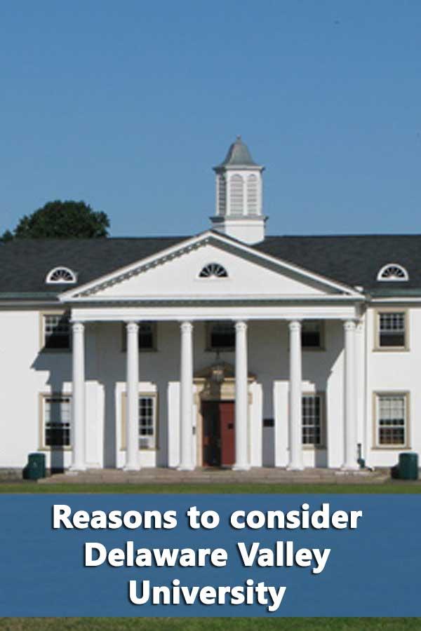 50-50 Profile: Delaware Valley University