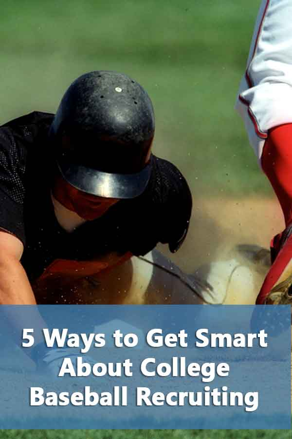5 Ways to Get Smart About College Baseball Recruiting