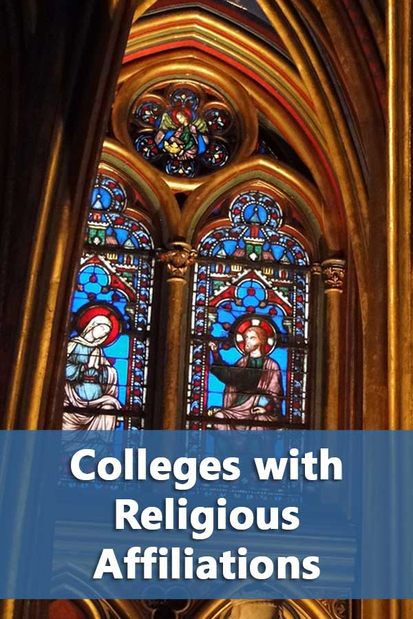 Colleges with Religious Affiliations