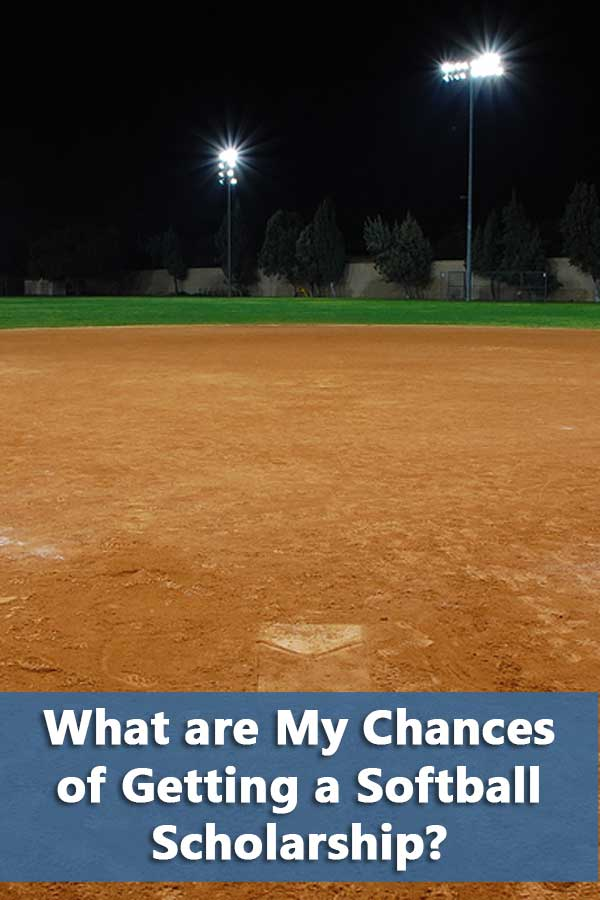 What are My Chances of Getting a Softball Scholarship?