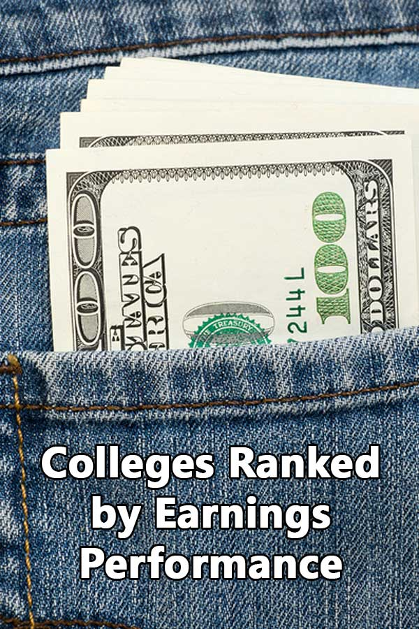 50-50 Highlights: Colleges in the Economist\'s Top 100 College Rankings