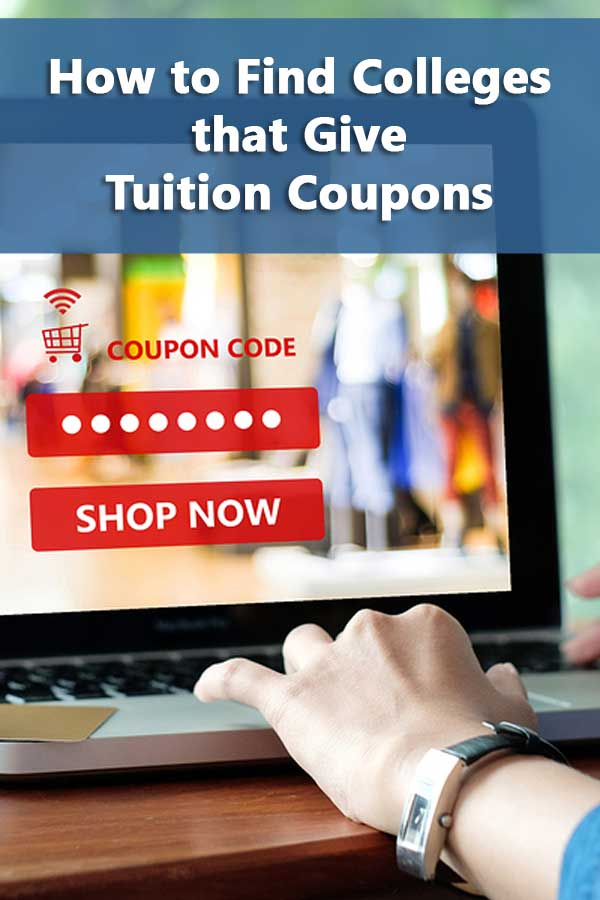 How to Find Colleges that Give Tuition Coupons