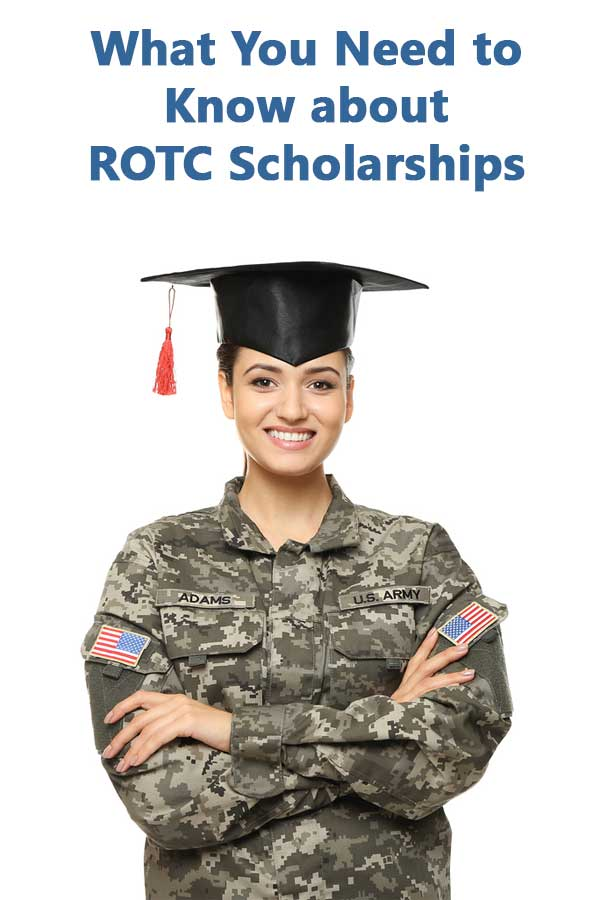 ROTC scholarships offer more money than most National Merit Scholarships and can be used at more institutions.