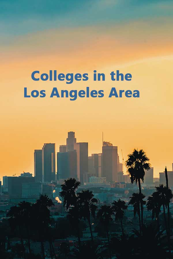 50-50 Highlights: Colleges in Los Angeles