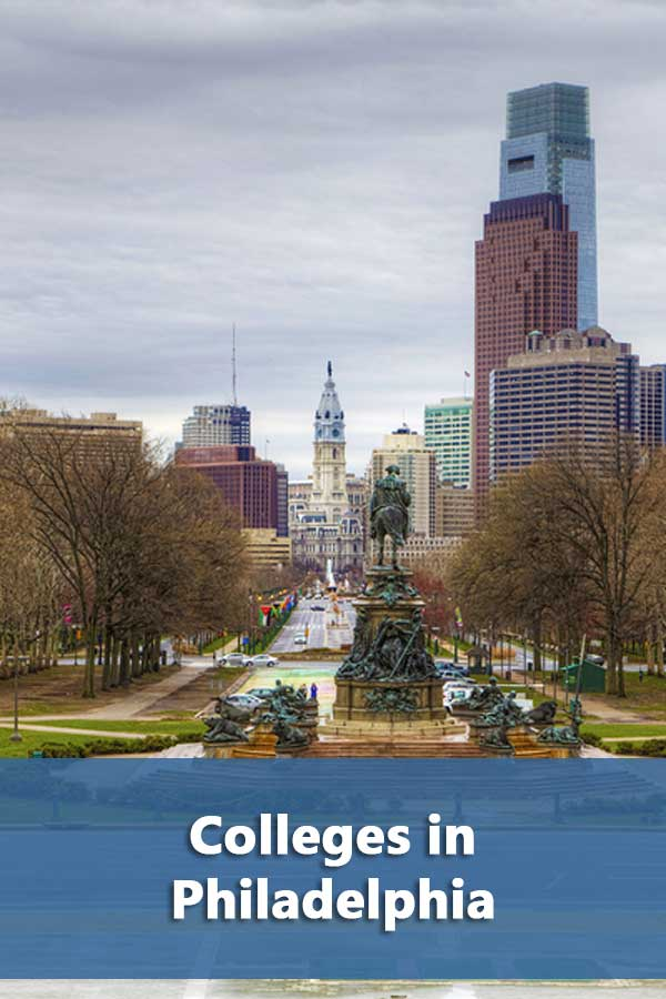 50-50 Highlights: Colleges in Philadelphia