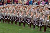 SEC School Texas A&M Marching Band