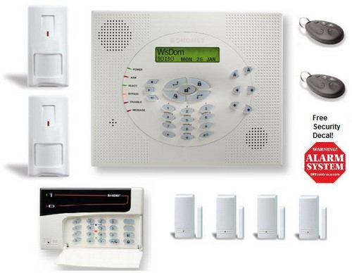 Wired Home Alarm Systems Do It Yourself