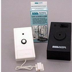 Pool Patrol Door Gate Alarm W Wireless Remote Receiver Ga 30