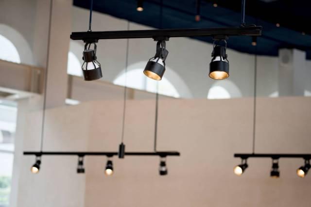 install track lighting home improvement idea