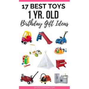 Cheery 1 Year Daughter Gifts Onar S Toys One Yr Collage Including Birthday Gift