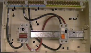 Installing a Consumer Unit | Instructions on Wiring a
