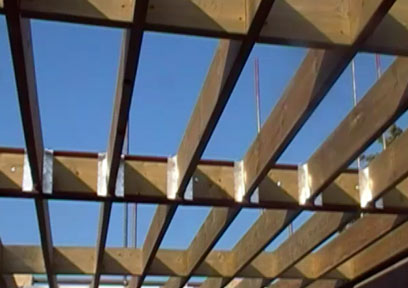 How To Use Joist Hangers Using Rafter Hangers And Jiffy Hangers DIY Doctor