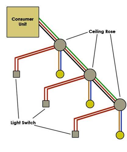 wiring lighting circuits diagrams  2 speed 3 phase motor