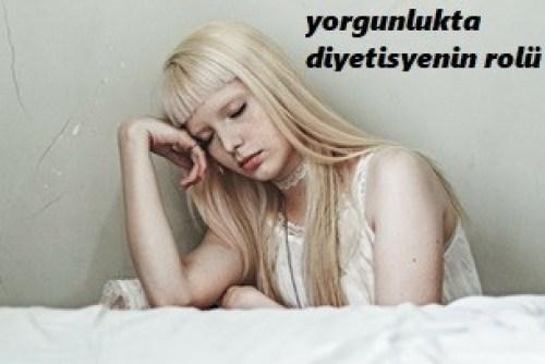 Neden sürekli yorgunum?, Bursa Uzman Diyetisyen & Fitoterapist Nursena Ardalı