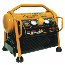 Image of the portable air compressor, the BOSTITCH CAP1512-OF
