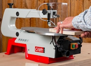 The Axminster AC405SS Scroll Saw