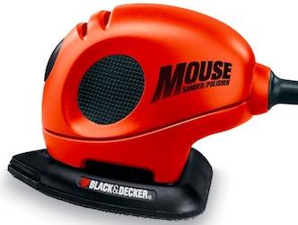 Black+Decker Mouse Detail Sander KA161BC