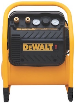 DEWALT DWFP55130 air compressor