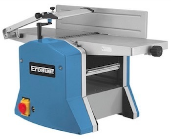 Image of the Erbauer Planer Thicknesser ERB052BTE