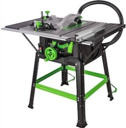 The Evolution FURY5-S Table Saw