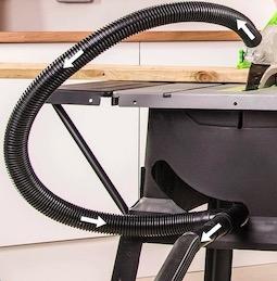 Evolution FURY5-S vacuum