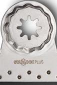 Fein StarLock Plus oscillating tool blade fitment