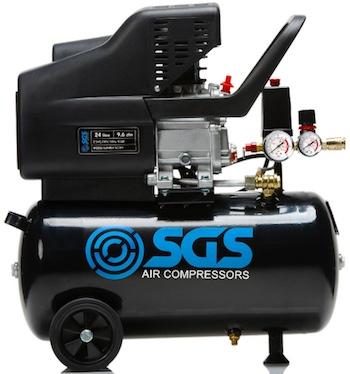 SGS Engineering 24L Air Compressor SC24H