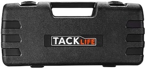 The carry case for the Tacklife RPRS01A recip saw