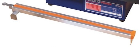 The fence that comes with the Vitrex 103420 tile cutter