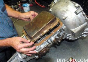 How to Assemble Ford C4 Transmissions: CruiseOMatic