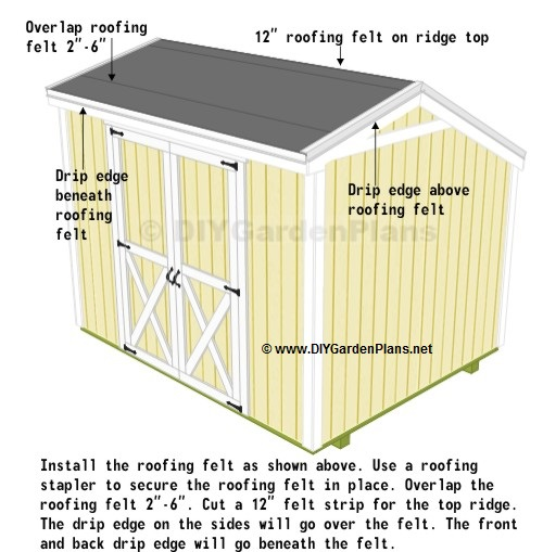 Shingles Saltbox Shed Plans Page 14. Slate Roof Installation ...