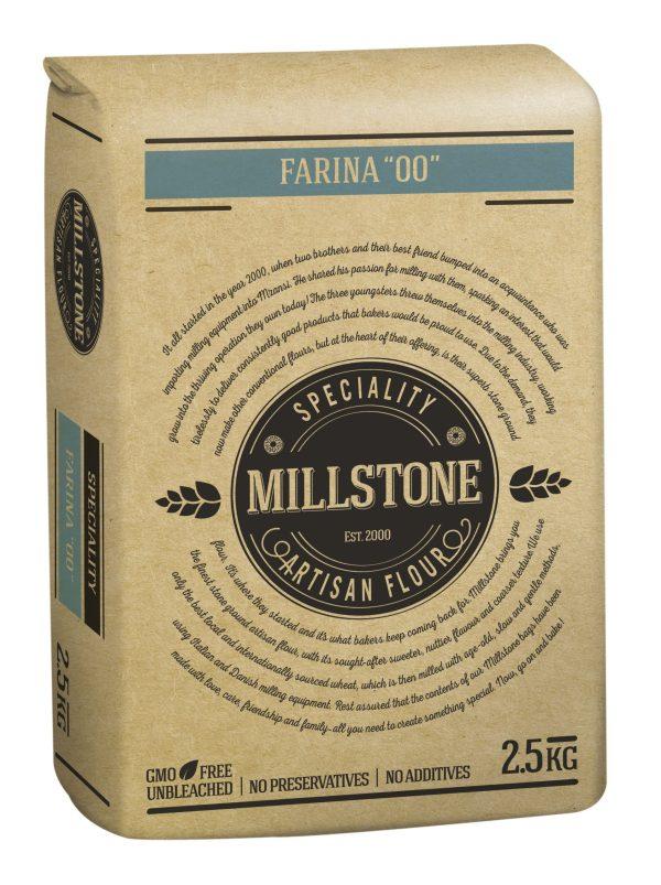 MillStone Stoneground Flour 2.5kg - DIY-Geek