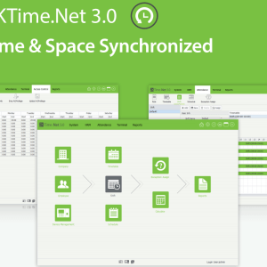 ZKTime.Net 3.0 Time & Attendance Software - DIY-Geek