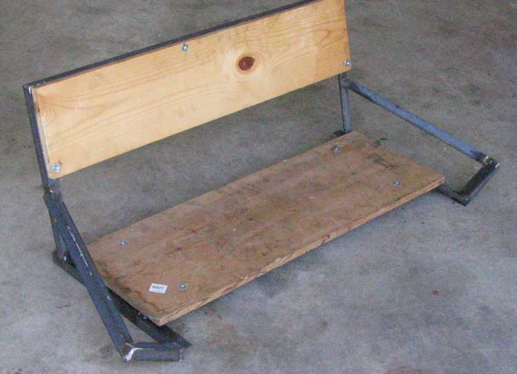 Make An Adjustable Go Kart Seat
