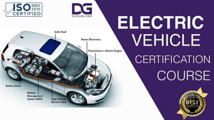 electric vehicle course : (future mobility) certification with