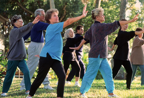 Bust Stress With Tai Chi The Essential Calming Exercises