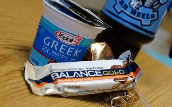 Energy bars for diabetics