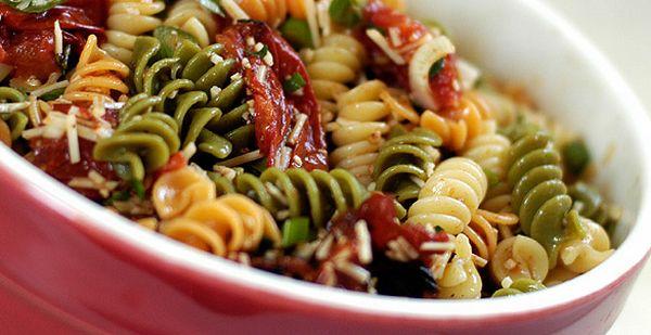 Pasta is healthy too