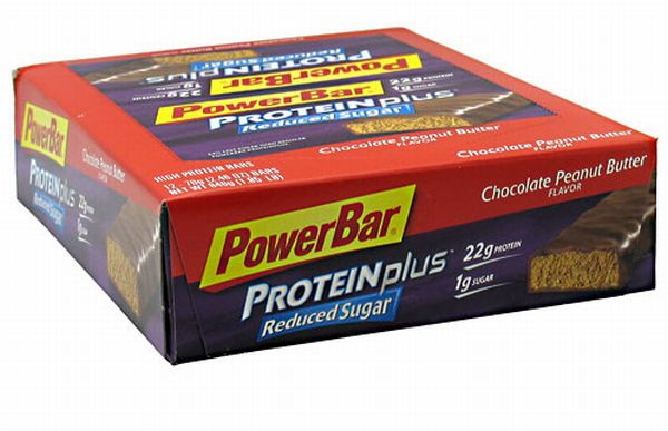 PowerBar ProteinPlus Reduced Sugar High Protein Bar