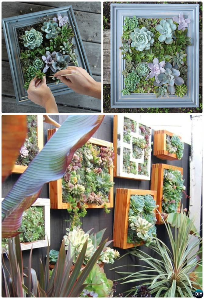 Backyard Garden Fence Decoration Makeover DIY Ideas on Backyard Wall Decor Ideas  id=96892