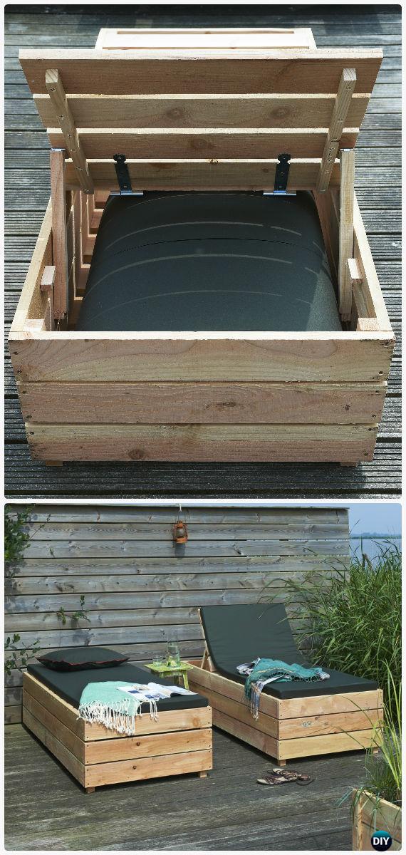DIY Outdoor Patio Furniture Ideas Free Plan [Picture ... on Diy Garden Patio Ideas id=57866