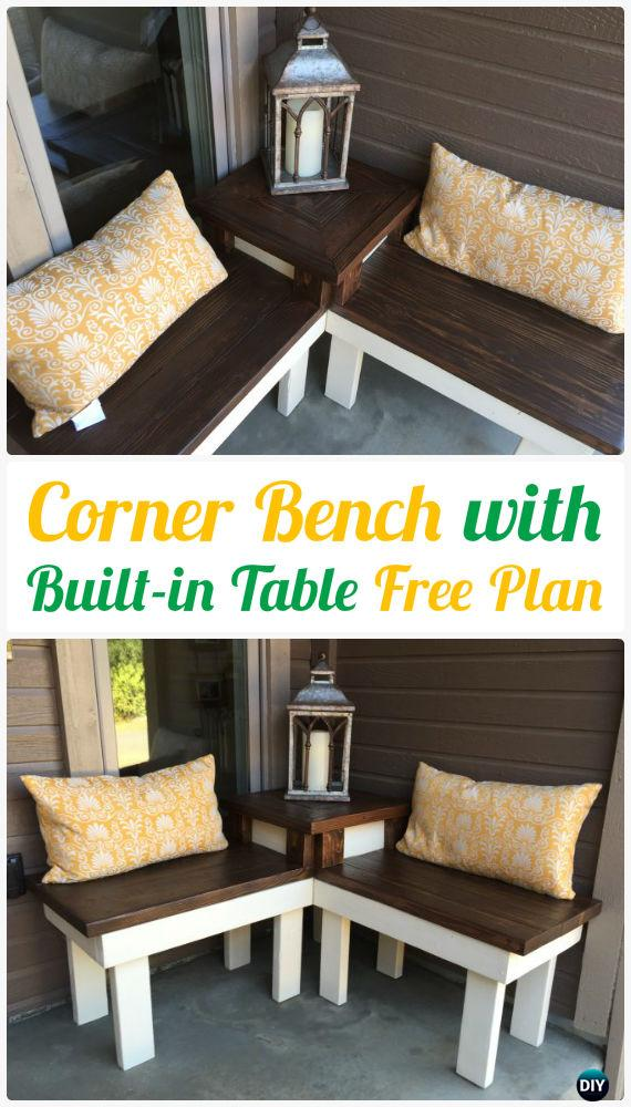 Diy Outdoor Patio Furniture Ideas Free Plan Picture