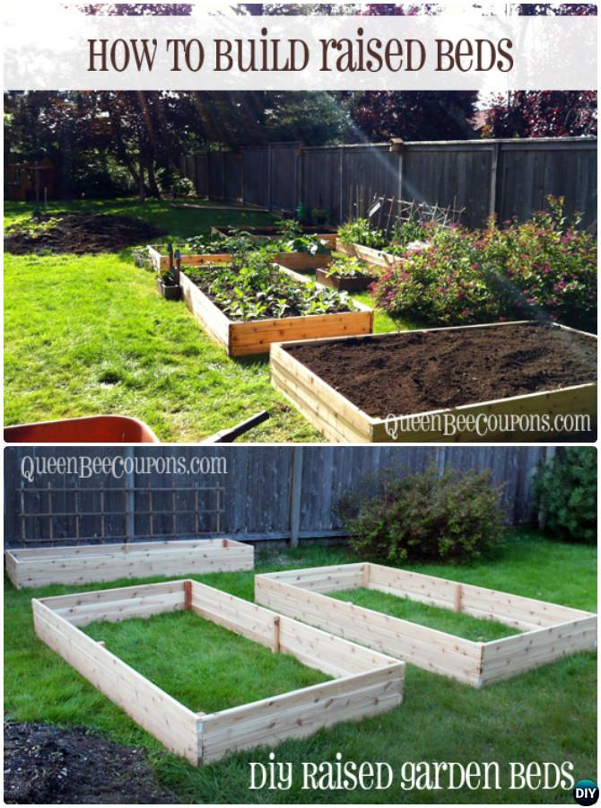How Build Raised Rose Garden