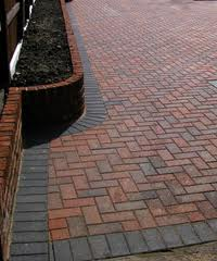 Brickwork and Garden Paving